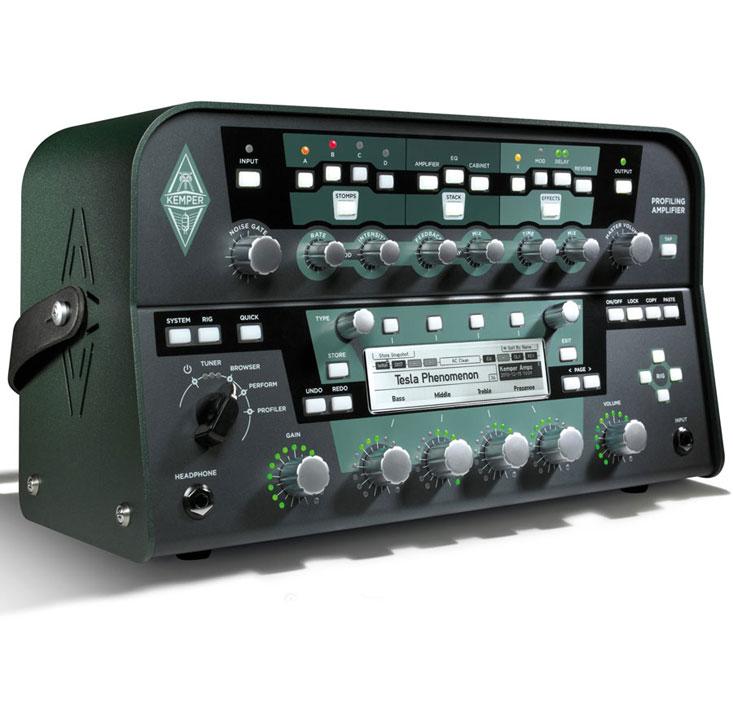【タイムセール:7月2日12時まで】KEMPER / PROFILER AMP BLACK プロファイラーアンプ ケンパー 【国内正規品】【YRK】