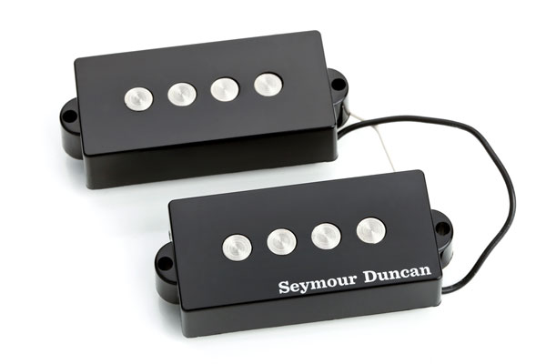 Seymour Duncan SPB-3 Quarter-Pound for Pベース用ピックアップ【お取り寄せ商品】