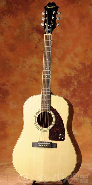 EPIPHONE エピフォン / AJ-220S NA Natural【入門アコースティックギター】 アコースティックギター 入門 初心者【WEBSHOP】《純正アクセサリーセット進呈 /+811162500》