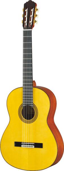 YAMAHA ヤマハ / GC12S クラシックギター GC-12S 《セミハードケースつき!!》【お取り寄せ商品】