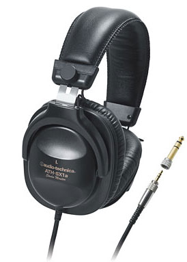 audio-technica / ATH-SX1a モニター ヘッドフォン