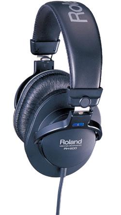 Roland / RH-200 ローランド モニター ヘッドホン【YRK】