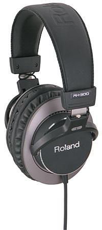 Roland / RH-300 ローランド モニター ヘッドホン【YRK】