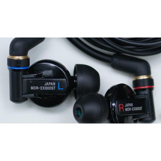 SONY ソニー / MDR-EX800ST インナーイヤーモニター