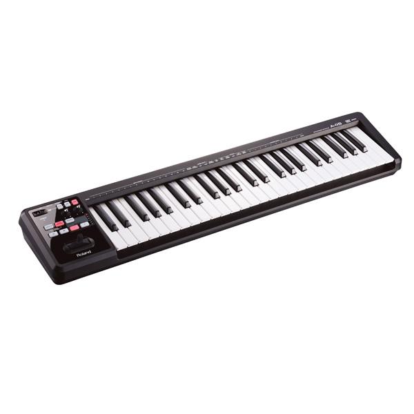 Roland ローランド / A-49 BK49鍵MIDIキーボード(A49)【YRK】