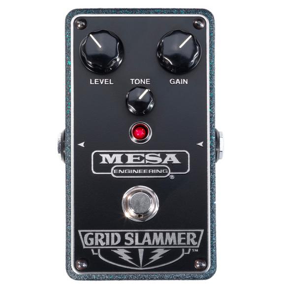 Mesa Boogie / GRID SLAMMER Over Drive オーバードライブ 【メサブギーからコンパクトペダルが登場!】
