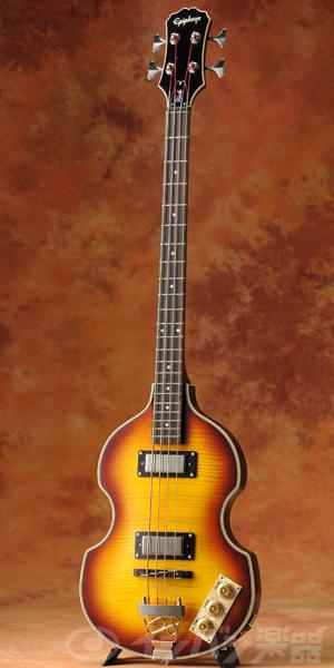 Epiphone / Viola Bass Vintage Sunburst