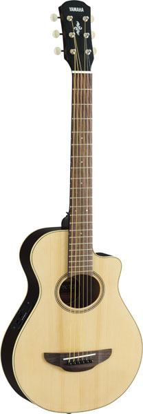 当店はヤマハ特約店です。 【在庫有り】 YAMAHA / APXT2 NT (ナチュラル) ヤマハ APX-T2 アコースティックギター エレアコ ミニギター トラベルギター 【YRK】《+811182000》