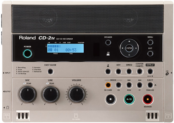 Roland ローランド / CD-2u【YRK】