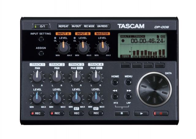 TASCAM タスカム / DP-006【お取り寄せ商品】
