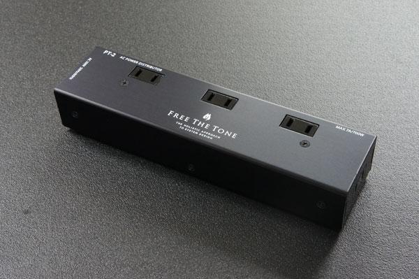 Free The Tone / PT-2 AC POWER DISTRIBUTOR 【圧倒的な強度確保と軽量化に成功!FTTの自信作となる、電源タップ!】