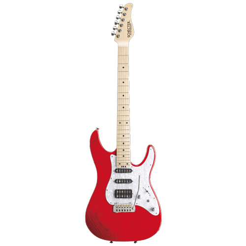 Schecter / BH-1-STD-24-M See Thru Red シェクター エレキギター 【お取り寄せ商品/納期別途ご案内】