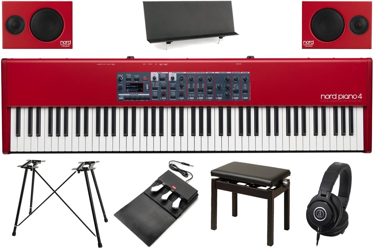 Clavia クラヴィア / Nord Piano 4【フルオプションセット!】ノードピアノ【YRK】
