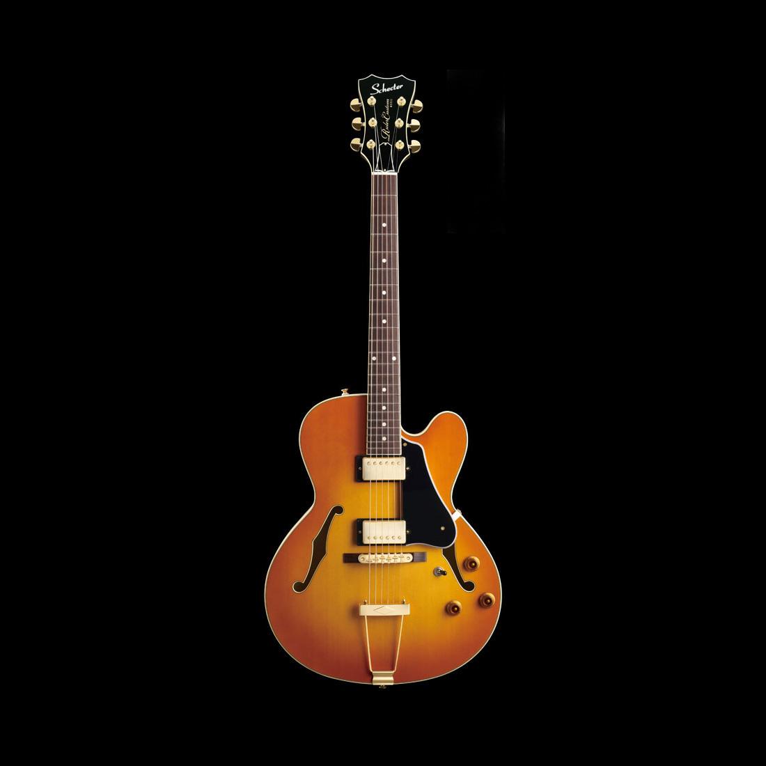 Schecter / R-FS-280 Lemon Drop Sunburst シェクター エレキギター 【お取り寄せ商品】