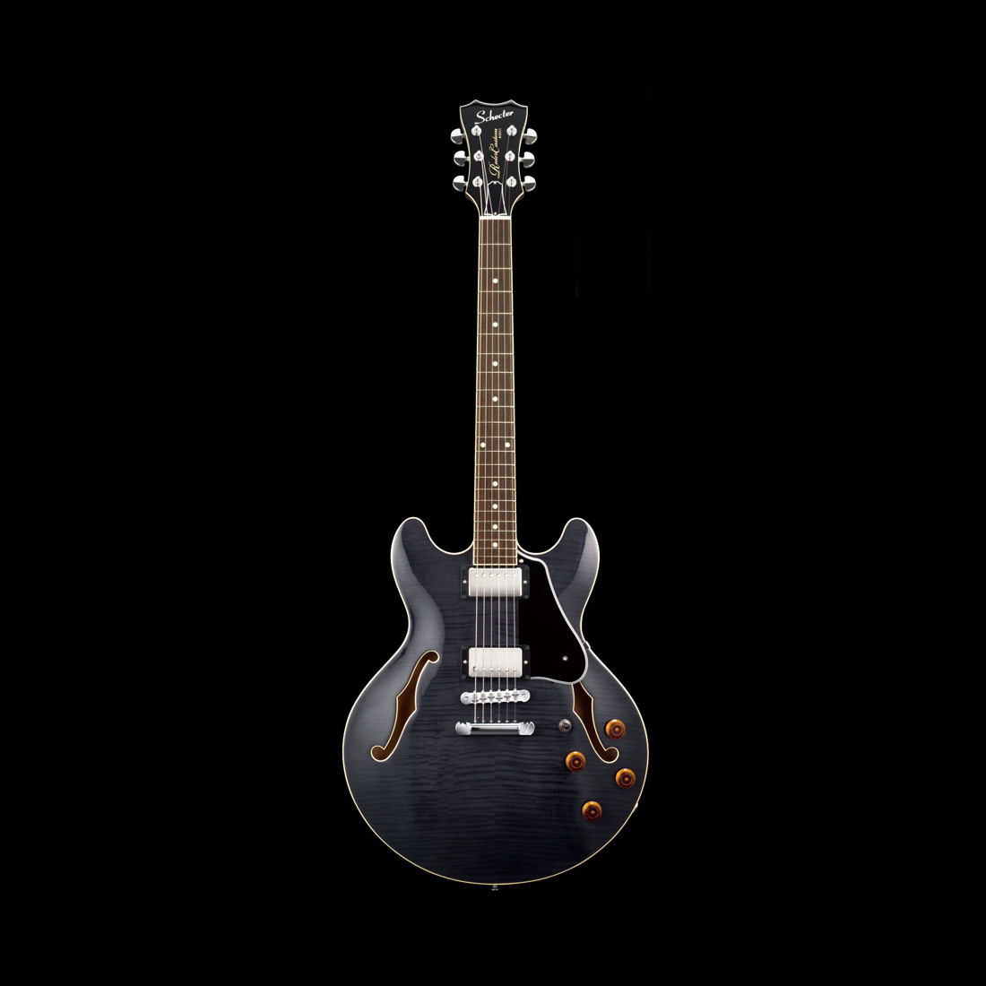 Schecter / R-SW-260 See Thru Black シェクター エレキギター 【お取り寄せ商品】