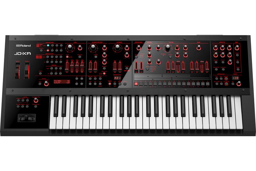 Roland ローランド / JD-XA クロスオーバーシンセサイザー【YRK】《X型スタンドJS-500プレゼント:811161000》