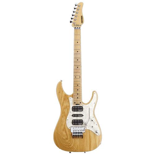 Schecter / EX-V-24-STD-FRT Maple Natural シェクター エレキギター 《受注生産:予約受付中》