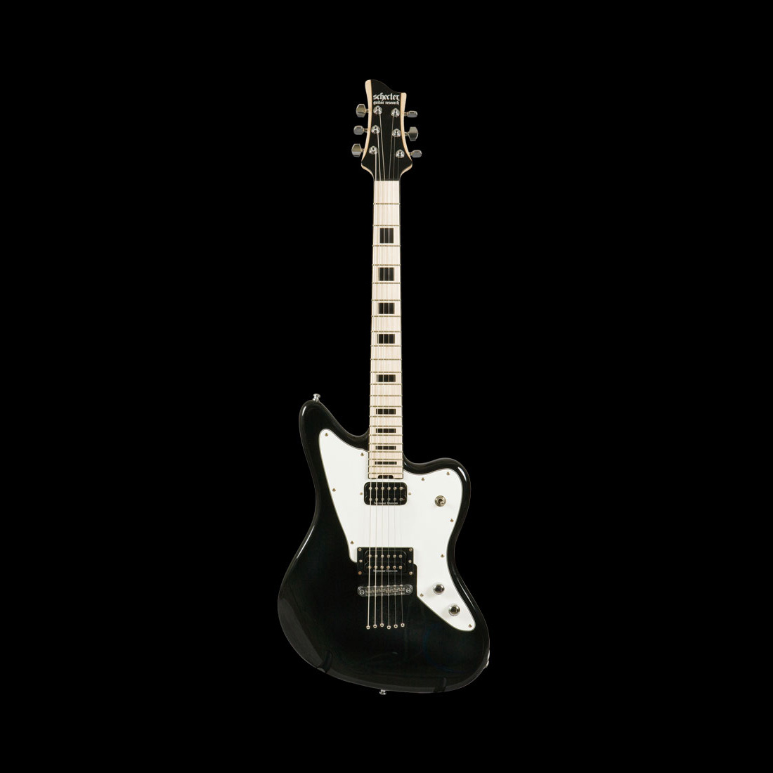 Schecter / AC-FC-KA/SIG Black シェクター エレキギター KAZUKIシグネイチャー 《受注生産:予約受付中》