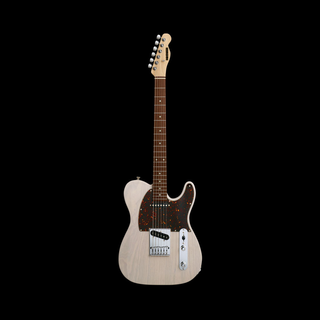 Schecter / AC-TK-TE-WH/SIG Blond シェクター エレキギター TKシグネイチャー 《受注生産:予約受付中》