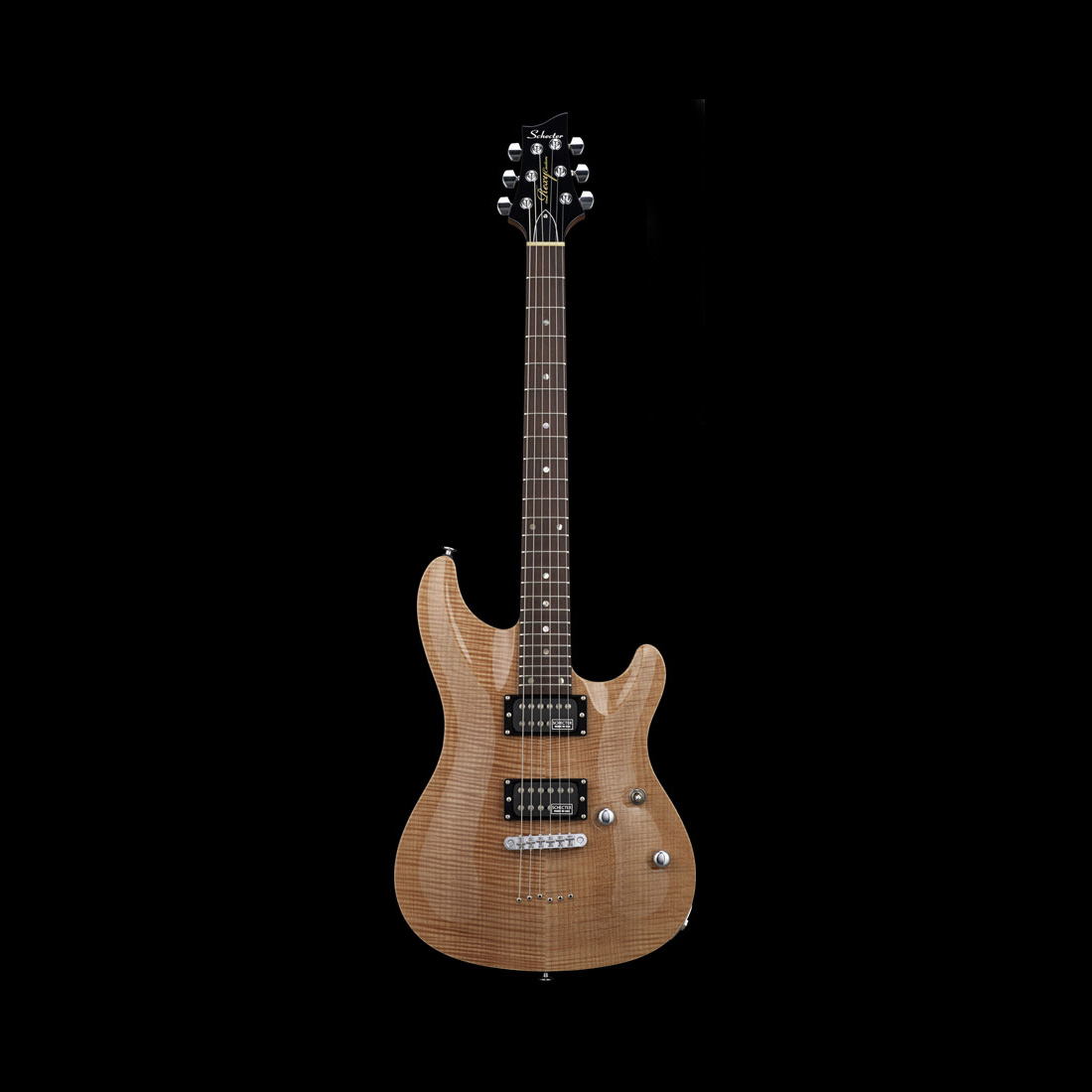 Schecter / RX-2-24-CTM-TOM Antique Natural シェクター エレキギター 《完全受注生産:予約受付中》