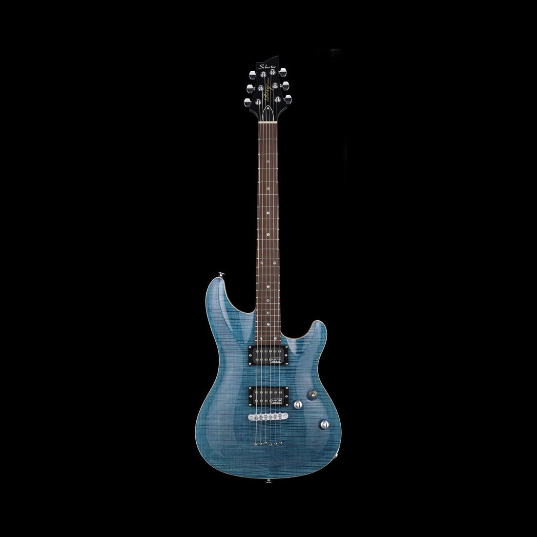 Schecter / RX-2-24-CTM-TOM Caelum Blue シェクター エレキギター 《完全受注生産:予約受付中》