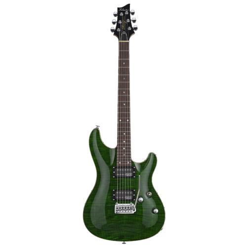 Schecter / RX-2-24-CTM-VTR Bottle Green シェクター エレキギター 《完全受注生産:予約受付中》