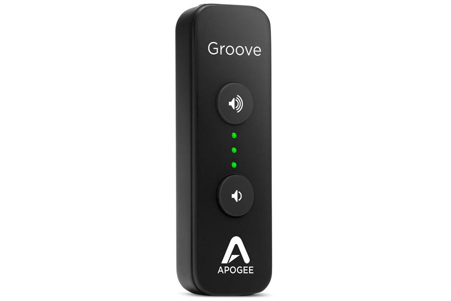Apogee アポジー / Groove USB DAコンバーター&ヘッドホンアンプ【お取り寄せ商品】