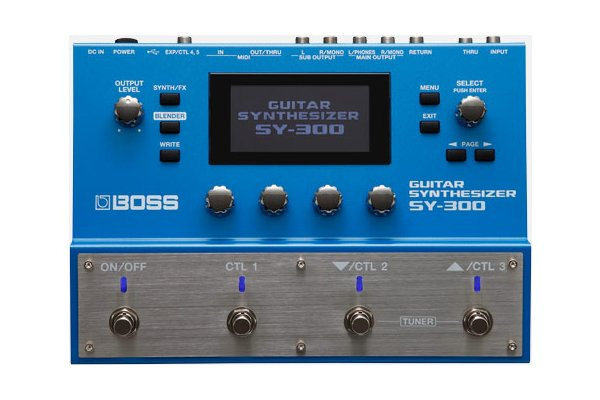 BOSS / SY-300 Guitar Synthesizer【YRK】