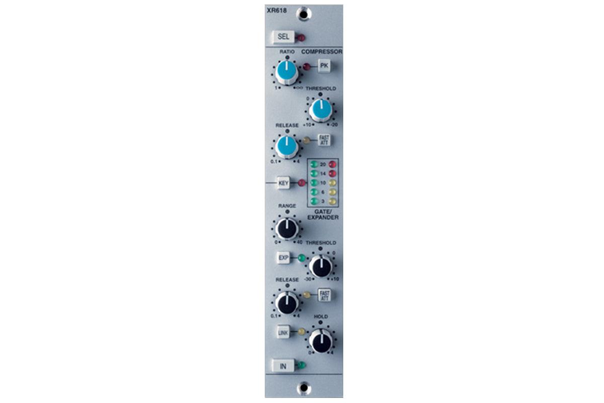 Solid State Logic (SSL) / XLogic X-Rack Dynamics Module【お取り寄せ商品】