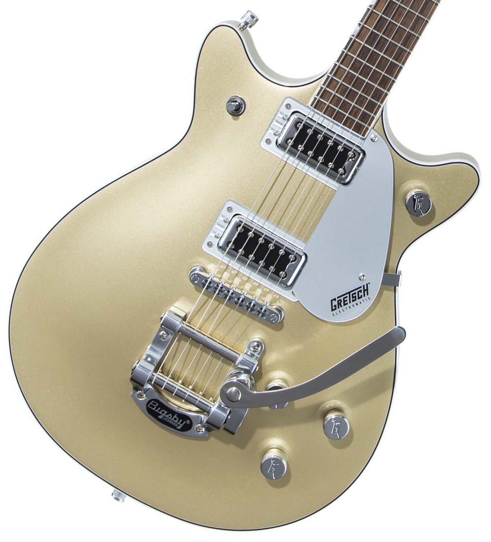 Gretsch / Electromatic Collection G5232T Electromatic Double Jet FT with Bigsby Casino Gold グレッチ