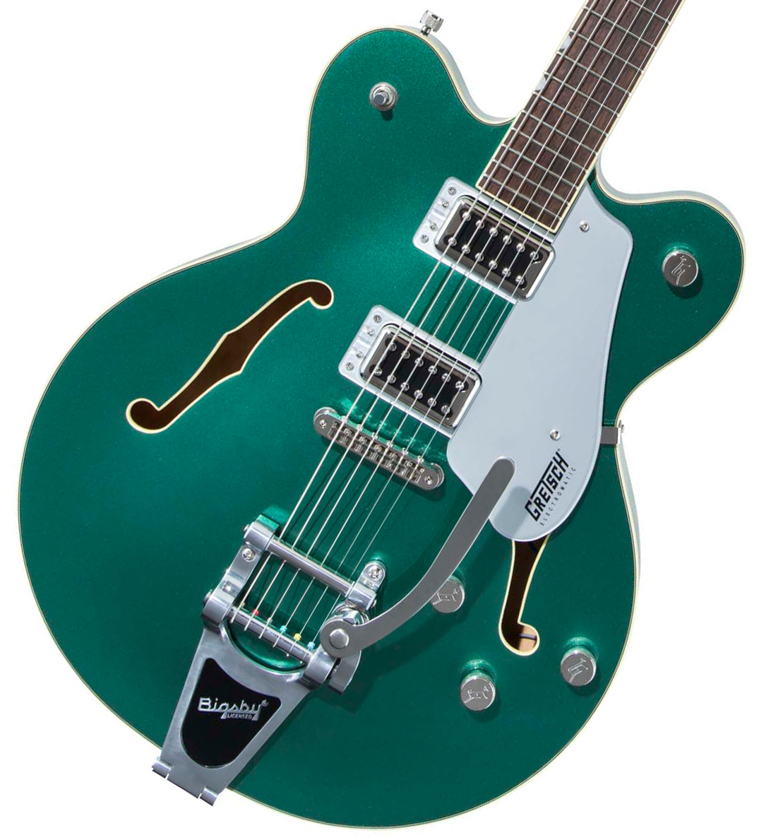 Gretsch / Electromatic Collection G5622T Electromatic Center Block Double-Cut with Bigsby Georgia Green グレッチ