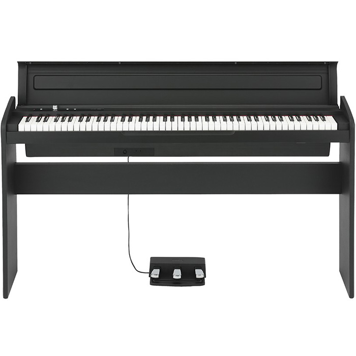 KORG コルグ / LP-180 BK ブラック 電子ピアノ【YRK】