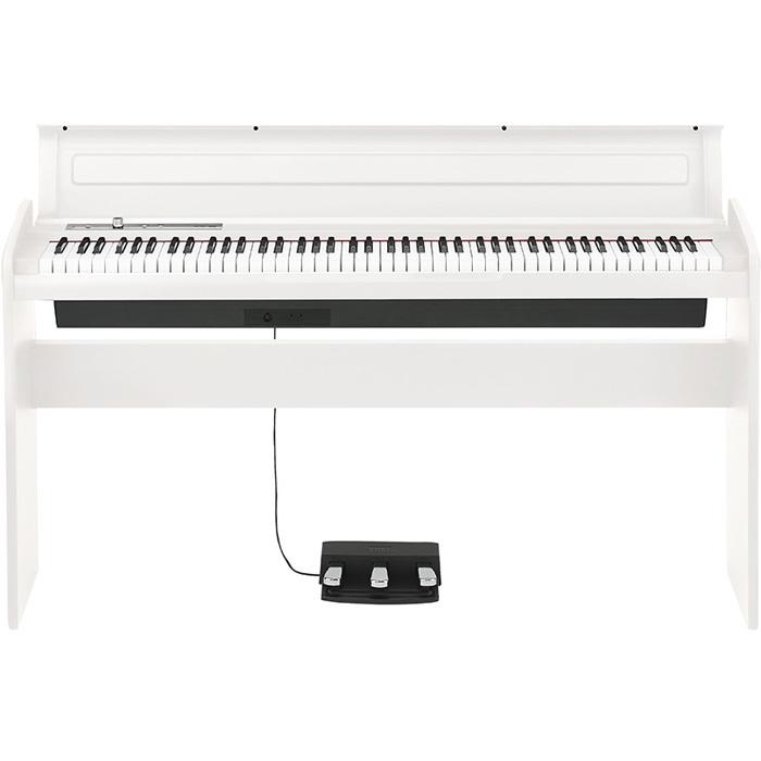 KORG コルグ / LP-180 WH ホワイト 電子ピアノ【PNG】
