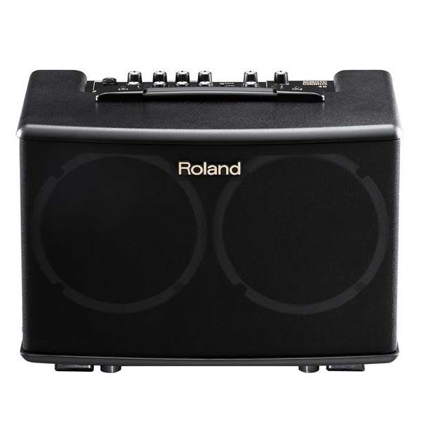 Roland / AC-40 Acoustic Chorus 【アコースティックギター用アンプ】【17.5W+17.5W ステレオ仕様】【2ch構成/マイク入力あり】 ローランド アコギアンプ AC40 【YRK】