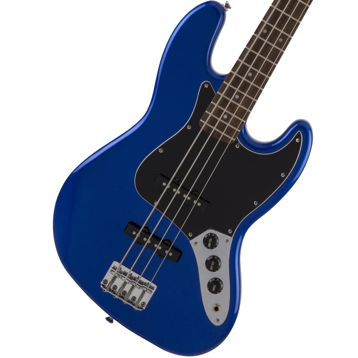 Squier by Fender / Affinity Jazz Bass Imperial Blue Indian Laurel スクワイヤー 【B級アウトレット特価】