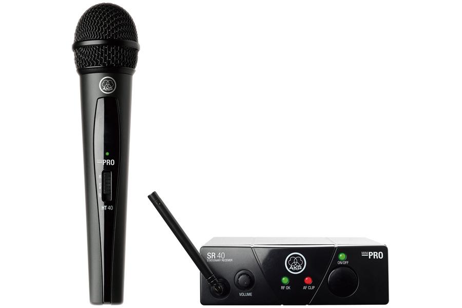 AKG アーカーゲー / WMS40 PRO MINI VOCAL SET (JP1) ワイヤレスシステム