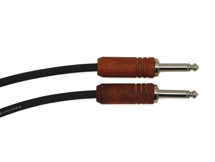 EX-Pro イーエックスプロ / SOUND WOOD SWC-3SS 3M Acoustic Guitar Cable アコースティックギターケーブル