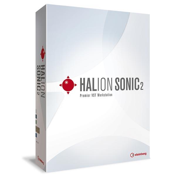 Steinberg スタインバーグ / HALion Sonic 2 ソフトシンセサイザー
