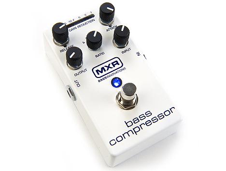 MXR / M87 Bass Compressor M-87 [ベース用コンプレッサー]エムエックスアール【国内正規品】【WEBSHOP】