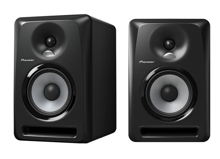 Pioneer パイオニア / S-DJ50X 【ペア】 モニタースピーカー【お取り寄せ商品】