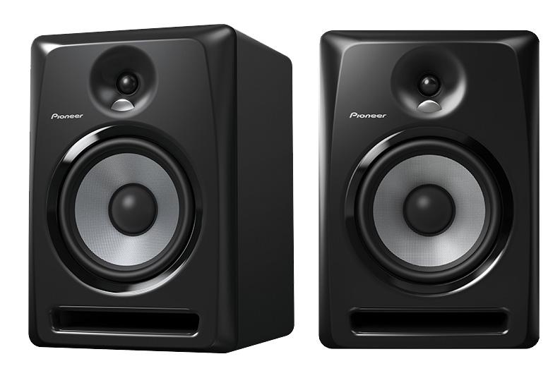 Pioneer パイオニア / S-DJ80X 【ペア】 モニタースピーカー【PNG】