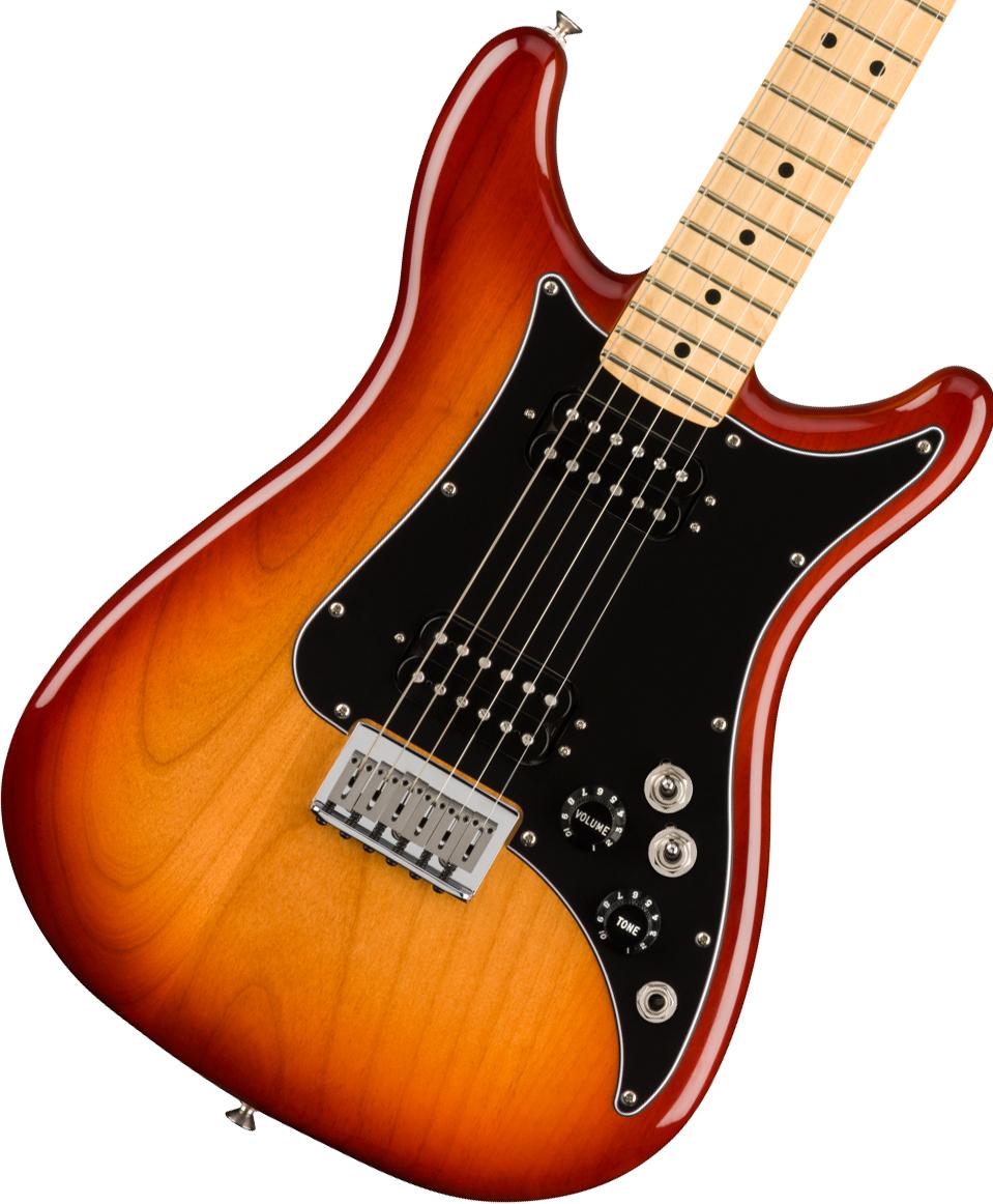 【タイムセール:29日12時まで】Fender / Player Lead III Maple Fingerboard Sienna Sunburst フェンダーメキシコ《純正ケーブル&ピック1ダースプレゼント!/+661944400》【新品特価】