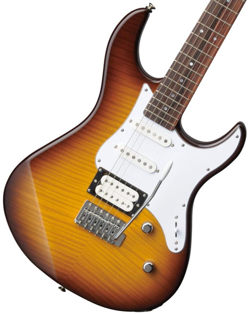 【在庫有り】 YAMAHA / PACIFICA212VFM TBS(タバコブラウンサウンバースト) ヤマハ エレキギター パシフィカ 入門 初心者 PAC-212VFM PAC212VFM《+811087800》《+811175700》【YRK】