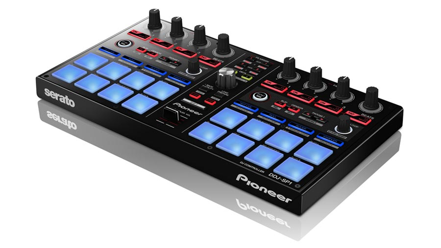 Pioneer パイオニア / DDJ-SP 1 DJコントローラ (DDJSP1)【PNG】