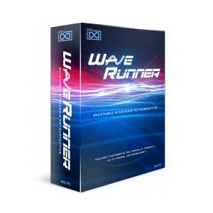 UVI / WaveRunner ウェーブテーブルソフトシンセ