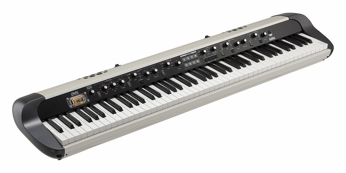 【在庫あり】KORG コルグ / SV2-88S 88鍵盤ステージ・ビンテージ・ピアノ【YRK】