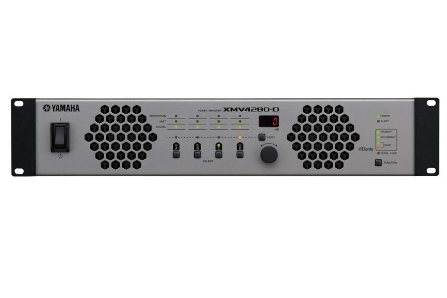 YAMAHA ヤマハ / XMV4280-D パワーアンプリファイアー 《お取り寄せ商品》