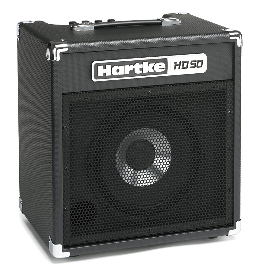Hartke / HD50 COMBO ハートキー ベースアンプ コンボ【WEBSHOP】【お取り寄せ商品】