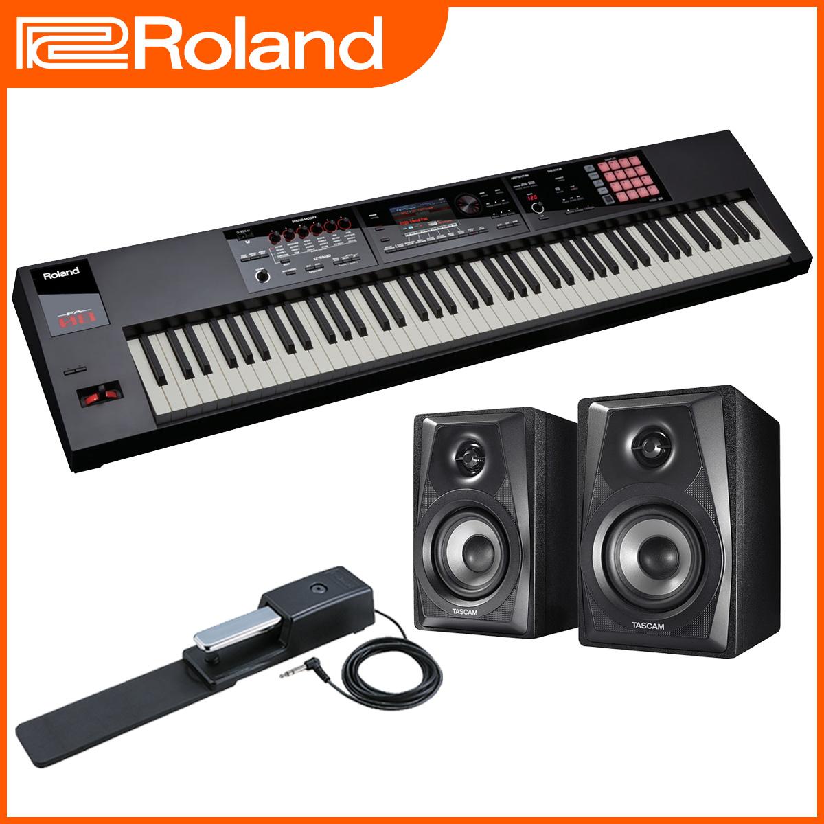 Roland ローランド / FA-08 【モニタースピーカーセット!】 シンセサイザー (FA08) 【YRK】