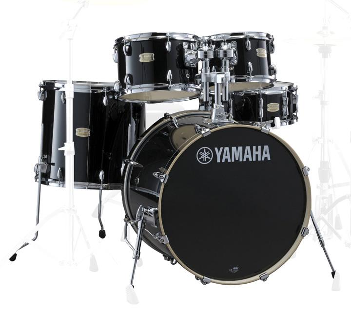 YAMAHA SBP2F5 RBレーベンブラック ヤマハ ステージカスタム 5点シェルキット 22BDセット【YRK】